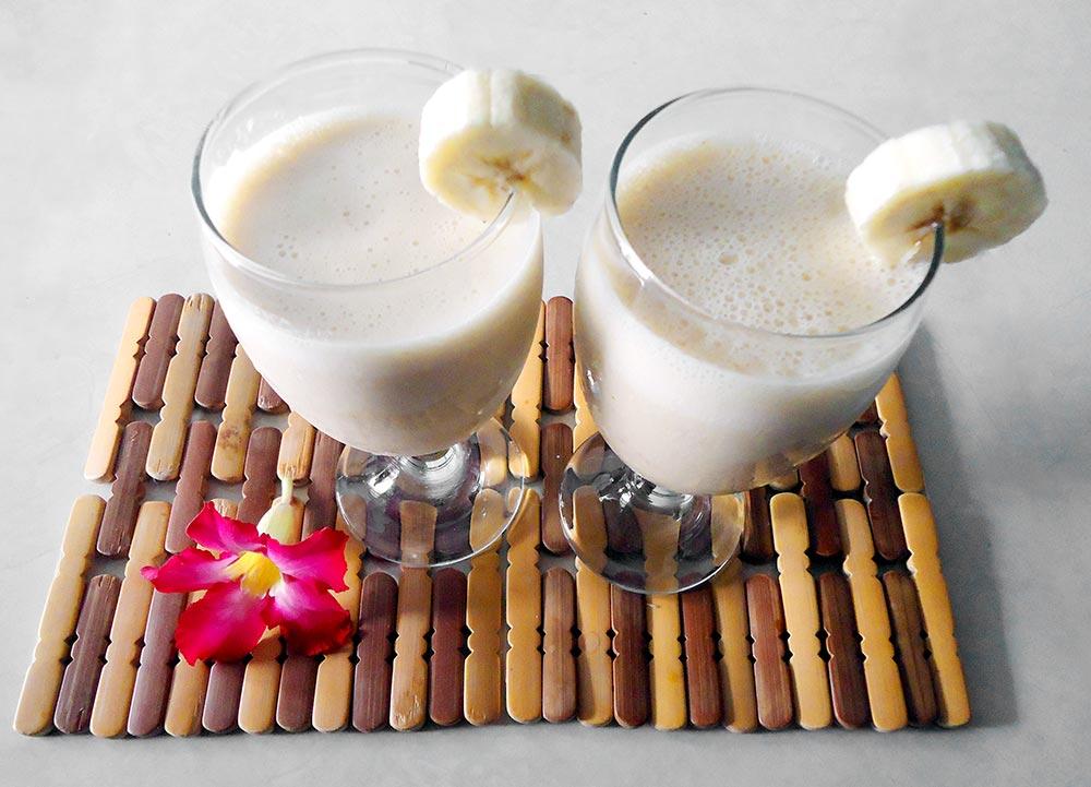 Cóctel Daiquiri Banana
