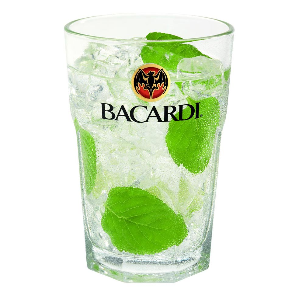 Cóctel Mojito Bacardi