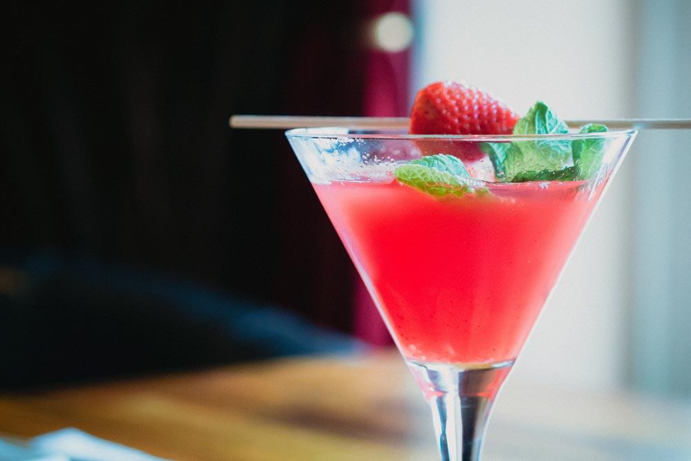 Cóctel Bacardi Cocktail