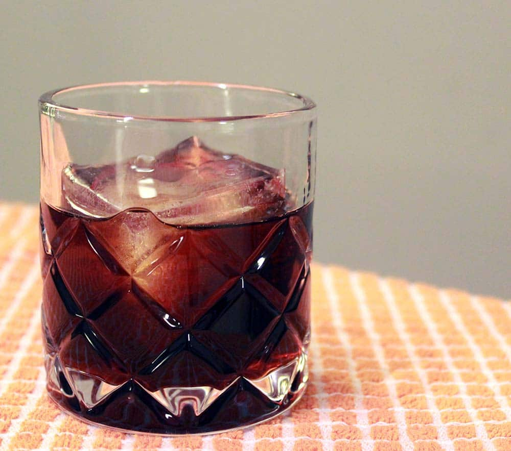 Cóctel Black Russian