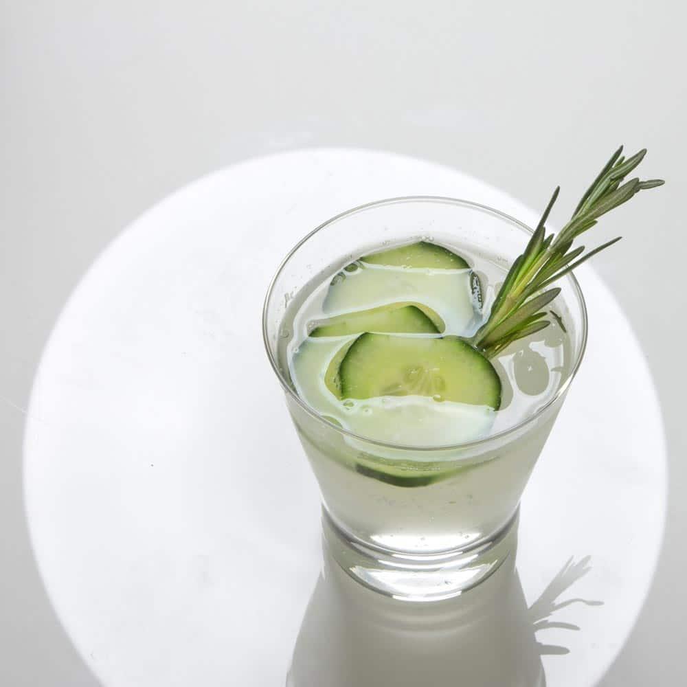 Cóctel Cucumber Cooler